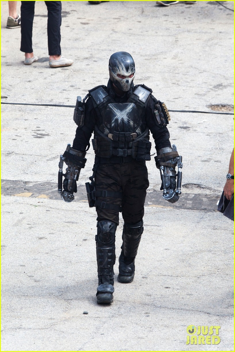 Captain America: Civil War Set Photos & Videos 80