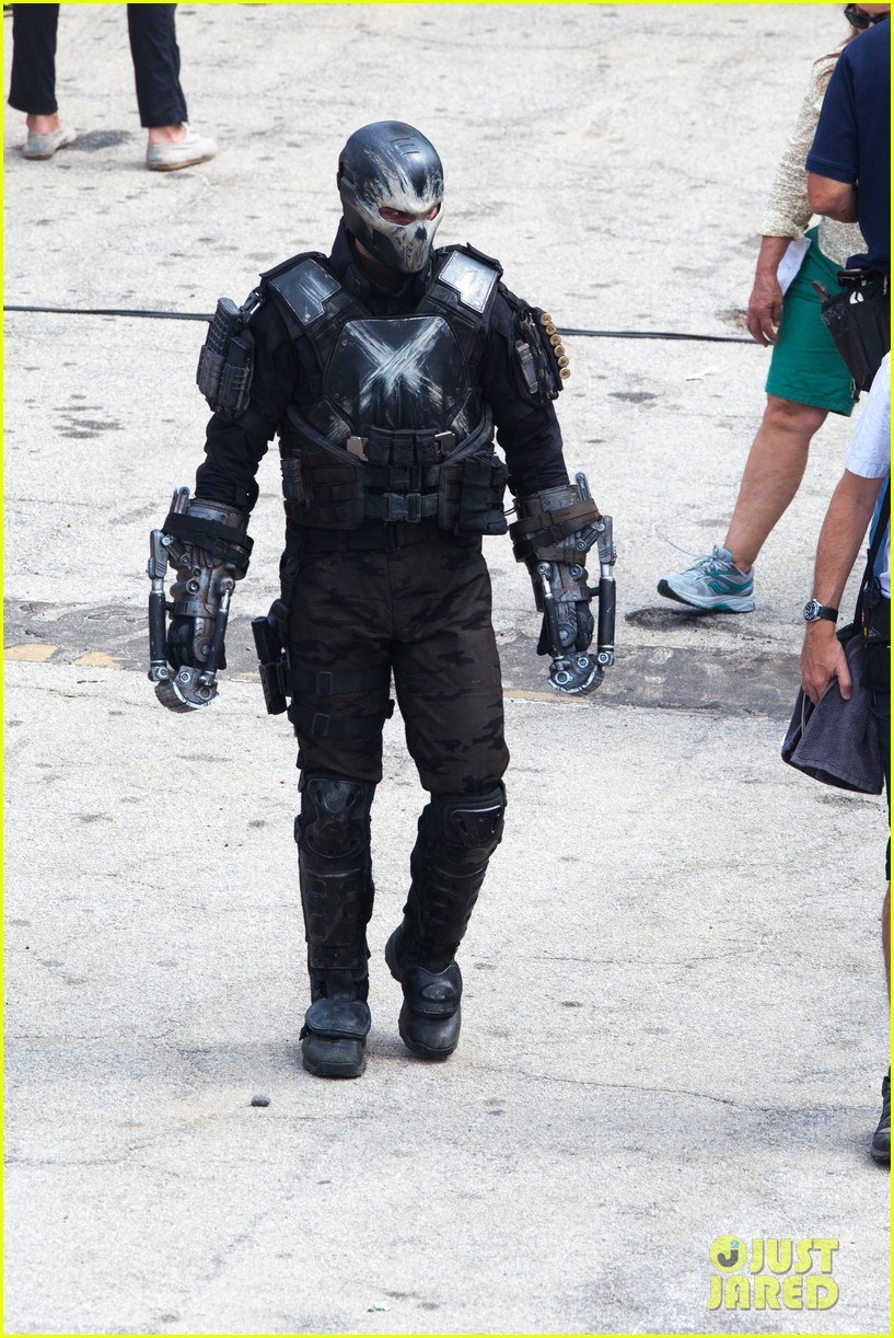 Captain America: Civil War Set Photos & Videos 83