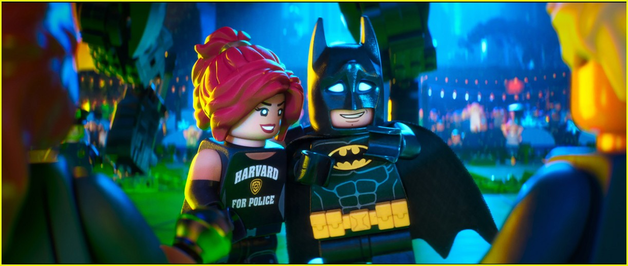 Is There A Lego Batman Movie End Credits Scene Photo