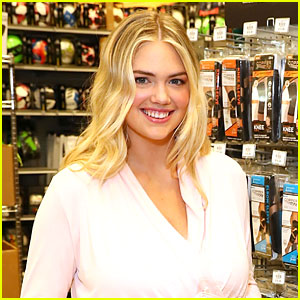 Kate Upton Says Baby Genevieve Is a 'Really Good Baby'