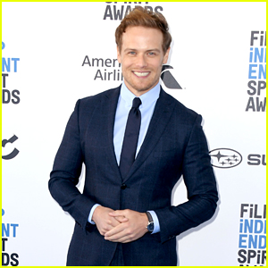 Sam Heughan Looks So Handsome at the Spirit Awards 2019!