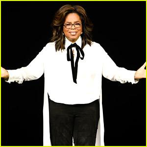 Oprah Winfrey Announces Two Apple Docs, New Book Club!