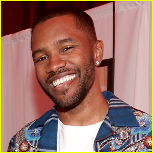 Frank Ocean Has Been in a Relationship for Three Years!