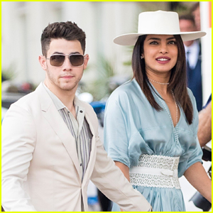 Nick Jonas & Priyanka Chopra Engage in PDA at Cannes!