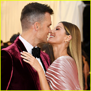Gisele Bundchen Reveals Her Cute Secret to Staying Warm in Winter!