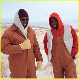 Kanye West & His Father Star in 'Follow God' Music Video - Watch!