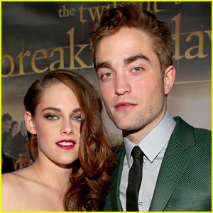 Kristen Stewart Can't Wait to Hear Robert Pattinson's Batman Voice