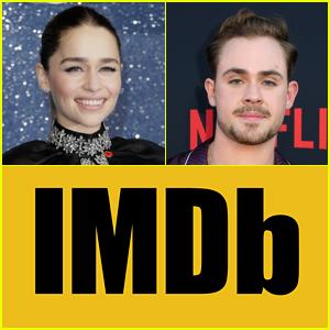 Top 10 Stars of 2019 Revealed, According to IMDb's Data!