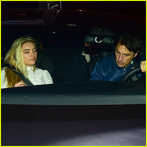 Florence Pugh & Boyfriend Zach Braff Are Still Going Strong, Step Out for Date Night in L.A.