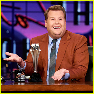 James Corden Wears Spanx Under His Suits on His Show