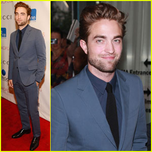 Robert Pattinson Cosmopolis Premiere