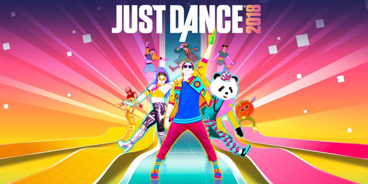 Just Dance 2018 Nintendo Switch Spiele Nintendo