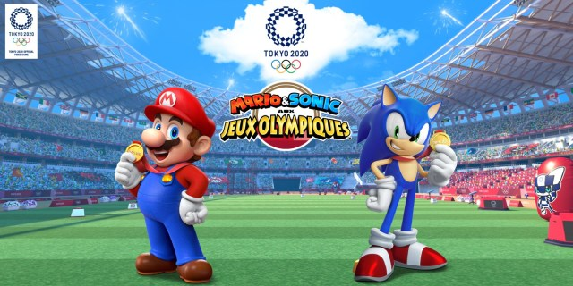 Mario & Sonic aux Jeux Olympiques de Tokyo2020