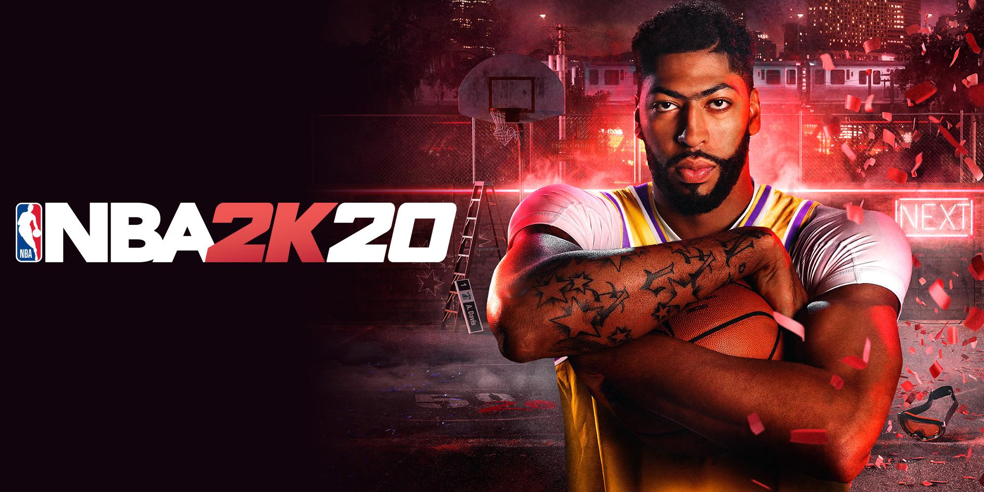 NBA 2K20 | Nintendo Switch | Jeux | Nintendo