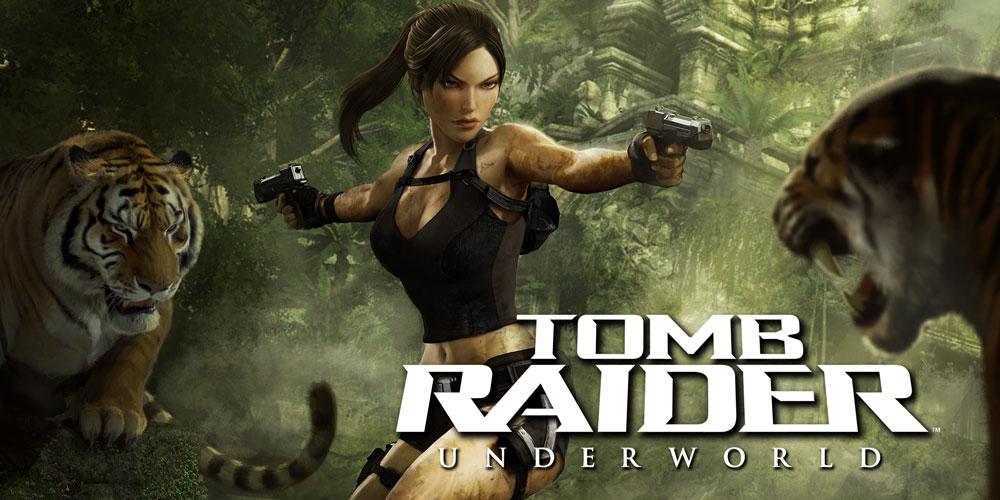 Tomb Raider Underworld Wii Spiele Nintendo