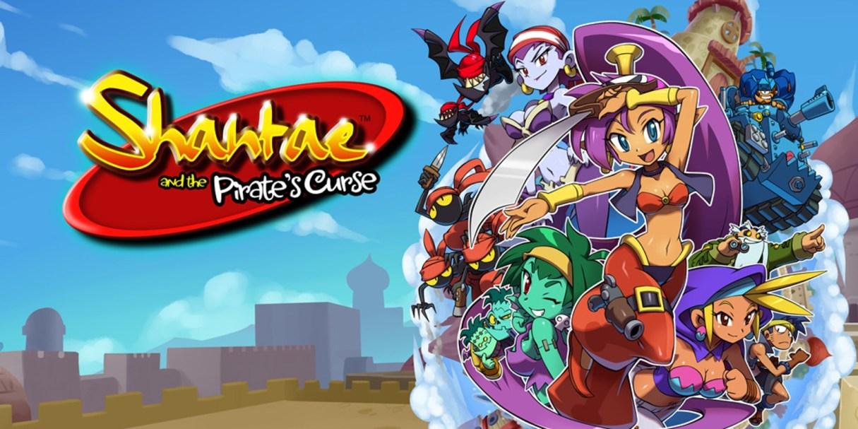 Shantae and the Pirate's Curse | Jeux à télécharger sur Nintendo 3DS | Jeux  | Nintendo