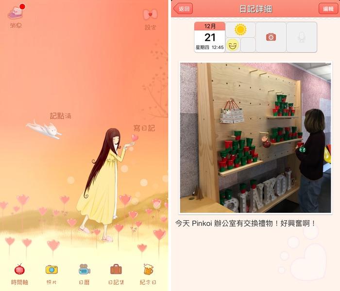 2021 日記app 推薦:青蔥日記