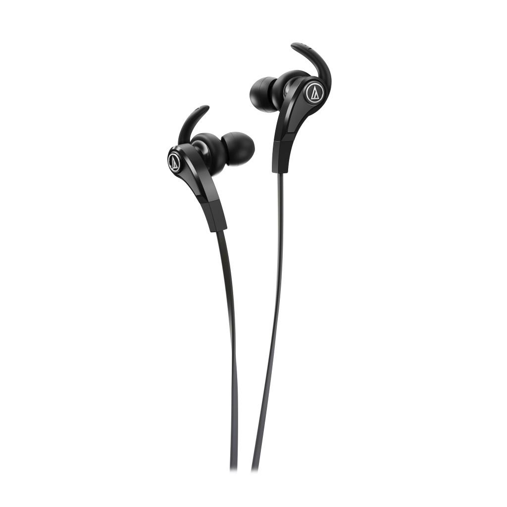 Audio Technica Ath Ckx9bk Sonicfuel In Ear Headphones