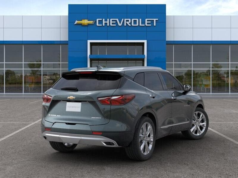 2020 Chevrolet Blazer Awd Premier 4dr Suv In San Antonio