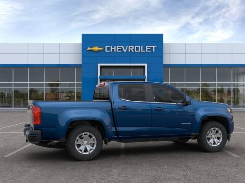 2020 Chevrolet Colorado Lt In San Antonio Tx Ancira