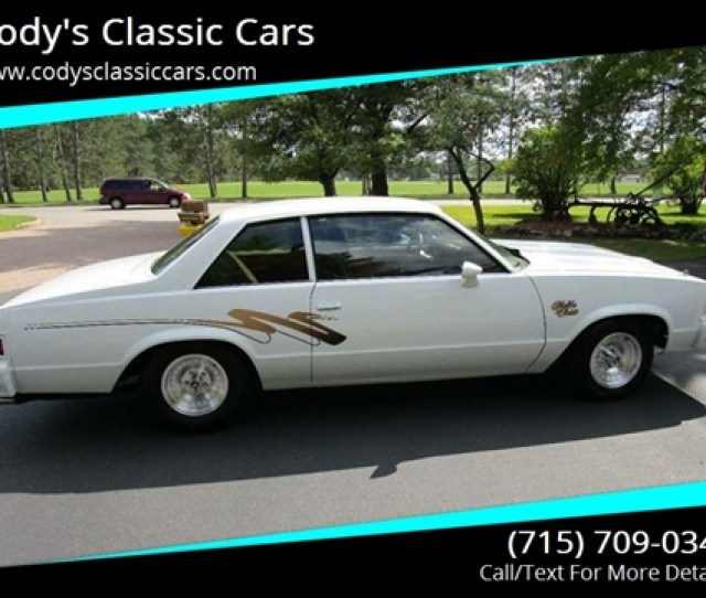 Chevrolet Malibu Classic For Sale In Stanley Wi