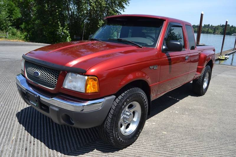 2001 Ford Ranger Xlt White House Motors