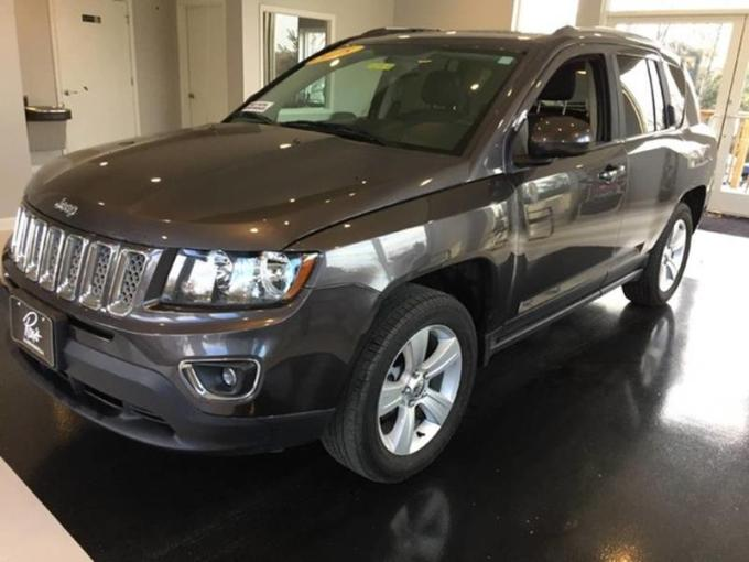 2015 Jeep Compass In Manchester MD   Ron s Automotive 2015 Jeep Compass for sale at Ron s Automotive in Manchester MD