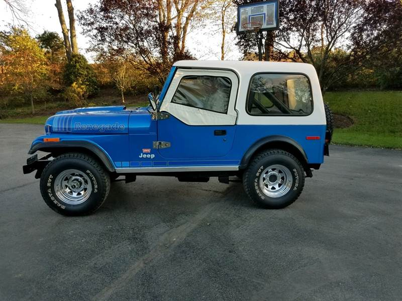 1978 Jeep Renegade Sold Sold Sold