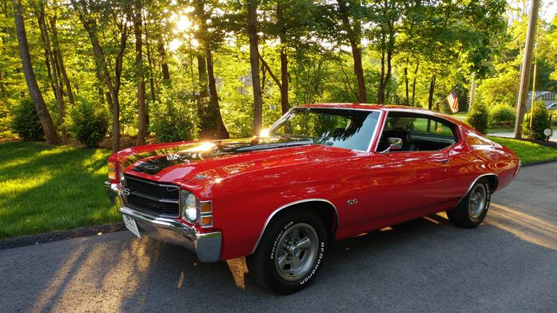 1971 Chevrolet Chevelle Ss Sold Sold Sold