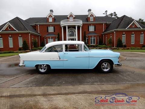 1955 Chevrolet Bel Air for sale in Hiram  GA 1955 Chevrolet Bel Air for sale in Hiram  GA