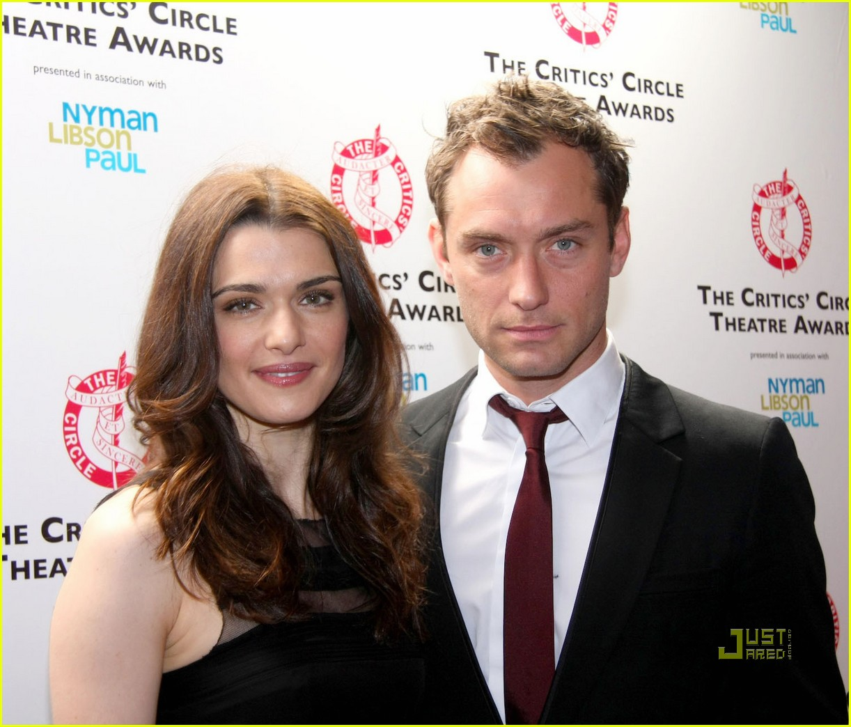 Image result for rachel weisz and jude law