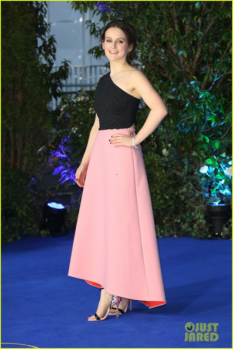 Lily James Says Cinderella Small Waist Controversy Is