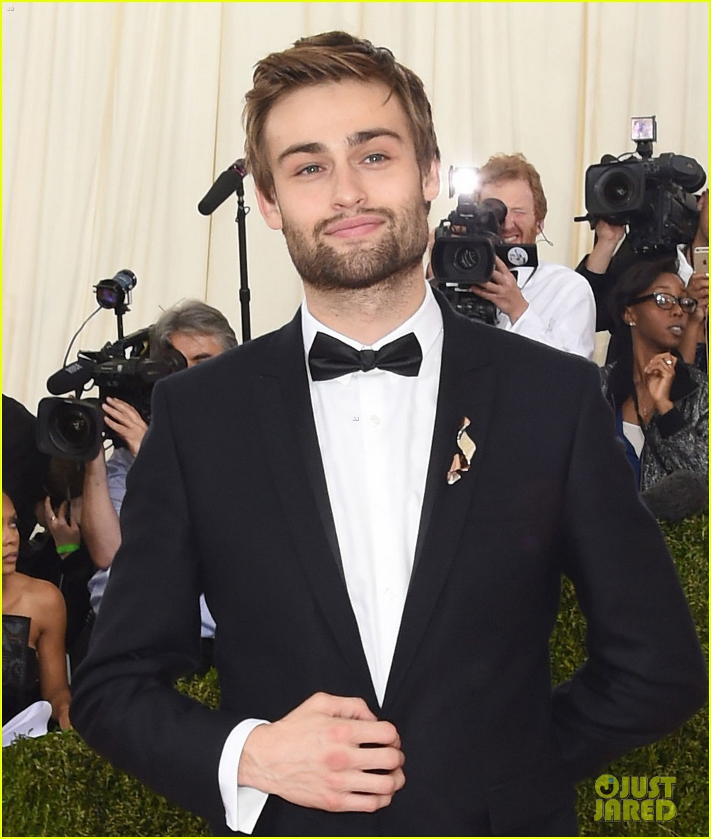 Image result for douglas booth met gala 2016 outfit