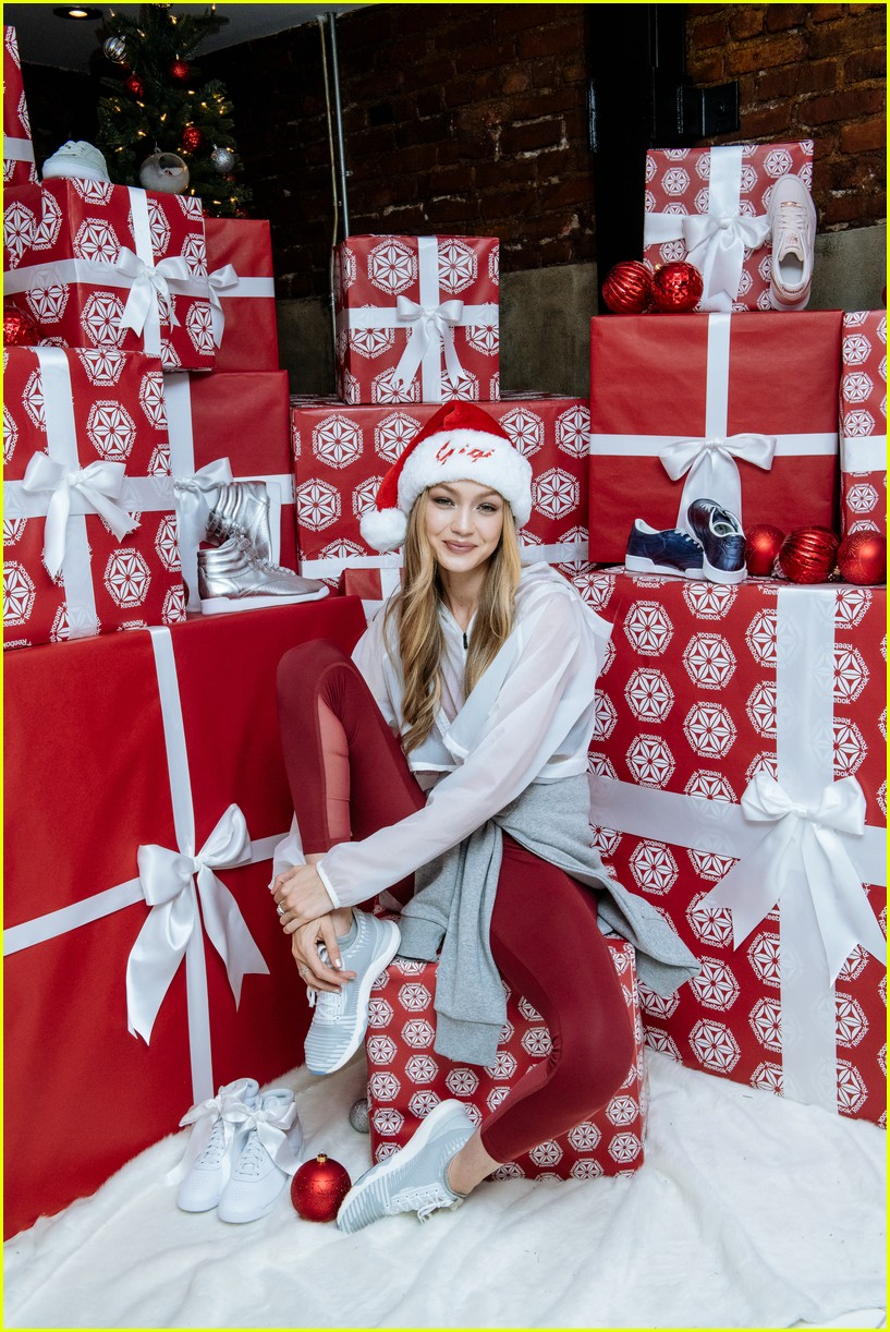 gigi hadid shares her tips for hosting the ultimate holiday party 134001842
