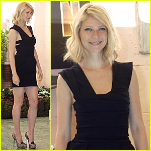 Gwyneth Paltrow: When in Rome...