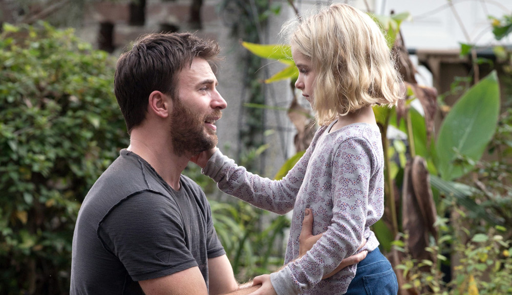 Image result for chris evans gifted movie