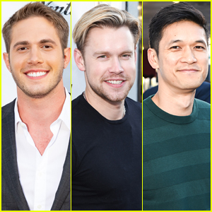 Blake Jenner is Supported by Former 'Glee' Co-Stars at 'Billy Boy' Premiere!
