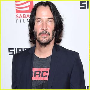 Keanu Reeves Premieres His New Movie 'Siberia' in NYC