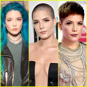 Halsey's Hair Style Evolution Over the Years!