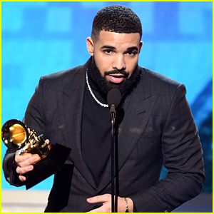 Grammys Rep Explains Why Drake's Speech Was Cut Off