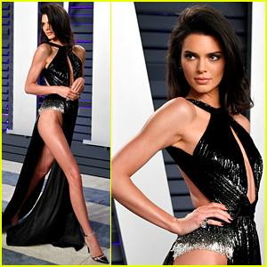 Kendall Jenner's Oscars 2019 Party Look Leaves Little to the Imagination
