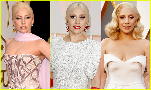 Lady Gaga's Past Oscars Fashion - See Every Red Carpet Look!