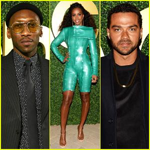 Mahershala Ali, Kelly Rowland & More Live It Up at Macro's Pre-Oscar Party 2019
