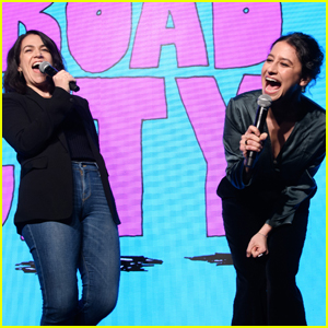 Abbi Jacobson & Ilana Glazer Host 'Broad City' Series Finale Viewing Party