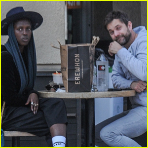 Joshua Jackson Grabs Lunch with Rumored Girlfriend Jodie Turner-Smith!