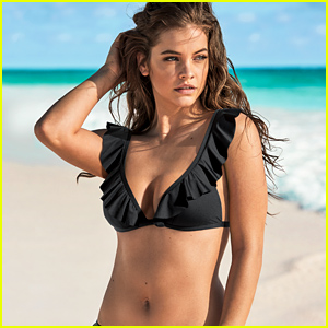 Barbara Palvin Shows Off Her Bikini Body in Calzedonia Swim Campaign - See the Pics!