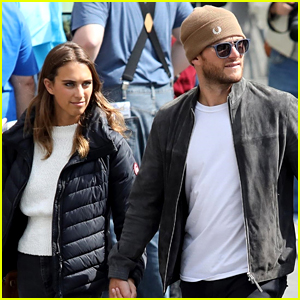 Scott Eastwood & Maddie Serviente Enjoy a Romantic Day Out in Florence!