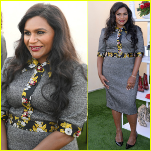Mindy Kaling Attends DSW Gives Do Good Pop-Up Event in WeHo