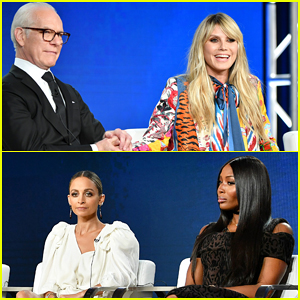 Heidi Klum & Tim Gunn Reveal Why They 'Jumped Ship' from 'Project Runway' to 'Making the Cut'!