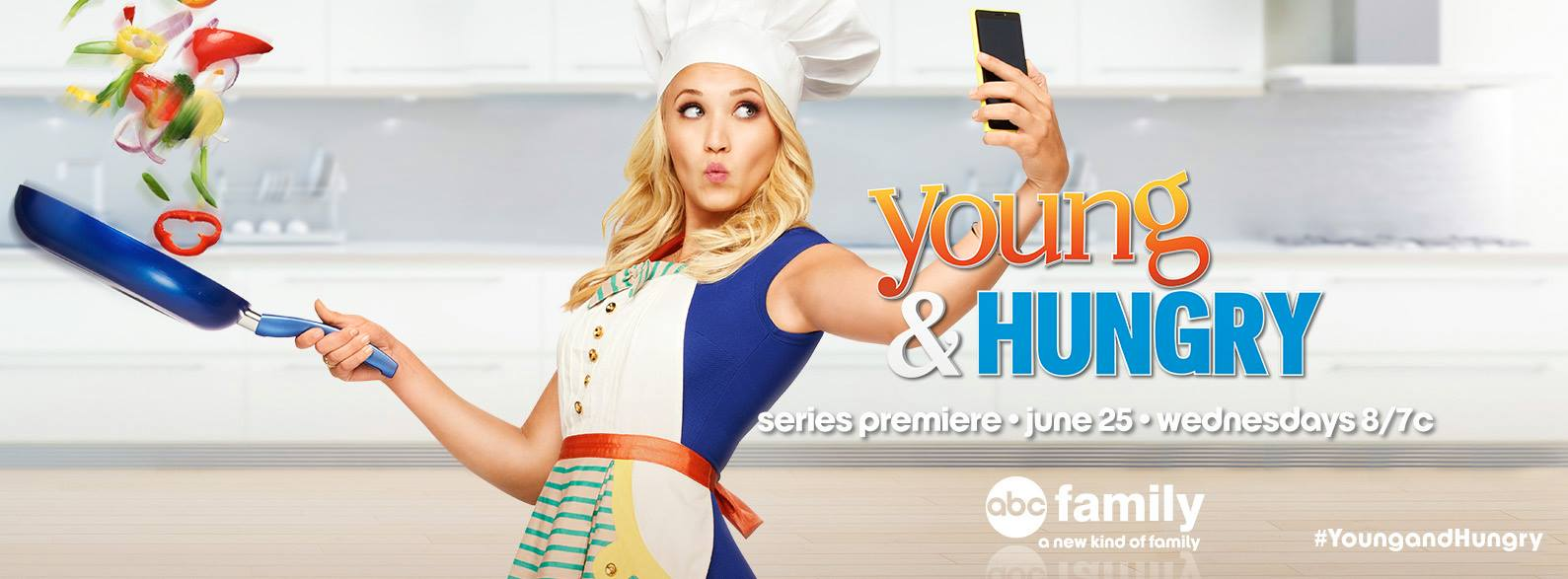 Image result for young and hungry